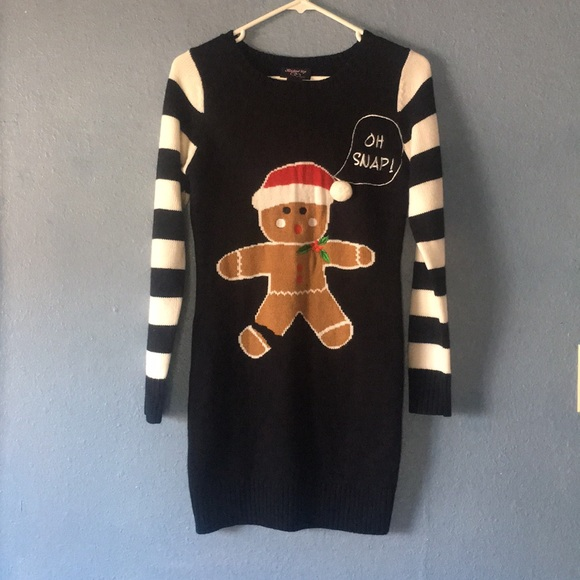 oh snap christmas sweater